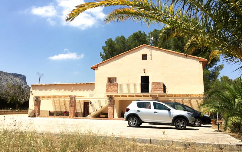 B&B Casa de Los Lirios Spanje - Gratis Parking